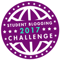 Student Blogging 2017 Badge